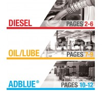 Diesel, Oil & AdBlue Handling Equipment | Next Day Delivery