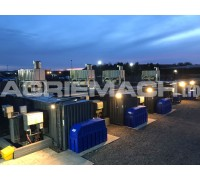 MCPD | NOx Reduction | DEUTZ 1320kW Diesel Generator