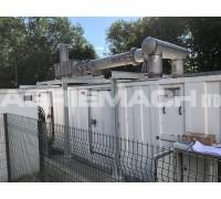 MCPD | NOx Reduction | MTU Diesel Generator
