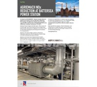 Selective Catalytic Reduction | Battersea Power Station | AMPS Power 2020