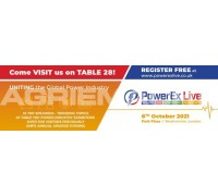 PowerEx Live 2021 | 6th October | Park Plaza, London