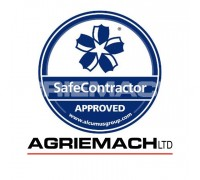 Agriemach Achieve Safe Contractor Approval Again for 2020