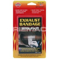 "Muffler Cast Exhaust Bandage 24"""