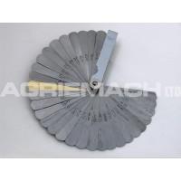 Feeler Gauge - 33 Blade Standard