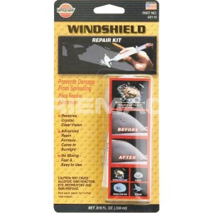 Windshield & Headlight Repair Kit