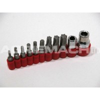 Hex Bit Sets - Metric & S.a.e.