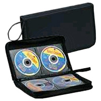 Nylon, Cd Carry Case 48 Cds
