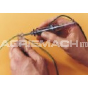 Circuit Tester - 6 & 12 Volt Plus Finger Saver
