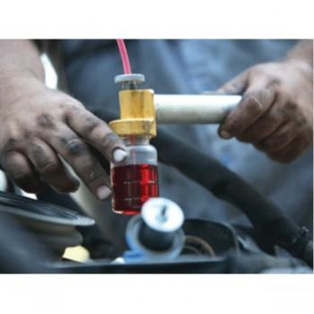 Diesel Fuel Sulphur Content Test