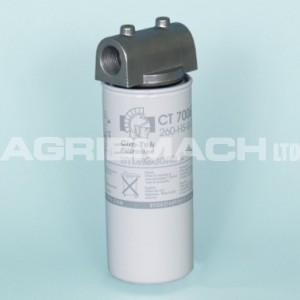 30micron - Hi Capacity - Water/particle 120lpm - Pumped