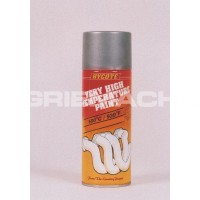 High Temperature Paint - Black - 400 Ml