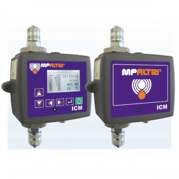 Icm Inline Contamination Monitor - Hydraulics