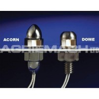 Lite'n-boltz Dome- (2 Lighted Bolts - Polished Finish)