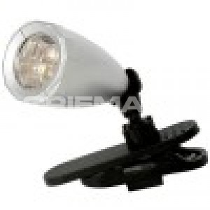 Led Magnetic Clip-on Light 360 Rotation