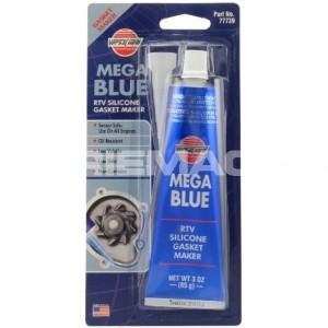 Mega Blue Silicone 3oz
