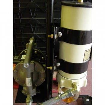Pneumatic Atex Approved Diesel Polishing System