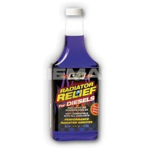 DEI Radiator Relief Diesel - 16 Oz Bottle
