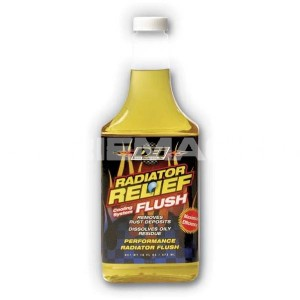 DEI Radiator Relief Flush - 16 Oz Bottle