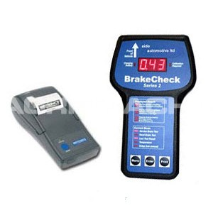 Option 1 - Brakecheck (test Unit Only)