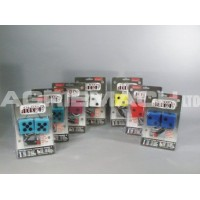 Lighted Hanging Dice - Blue