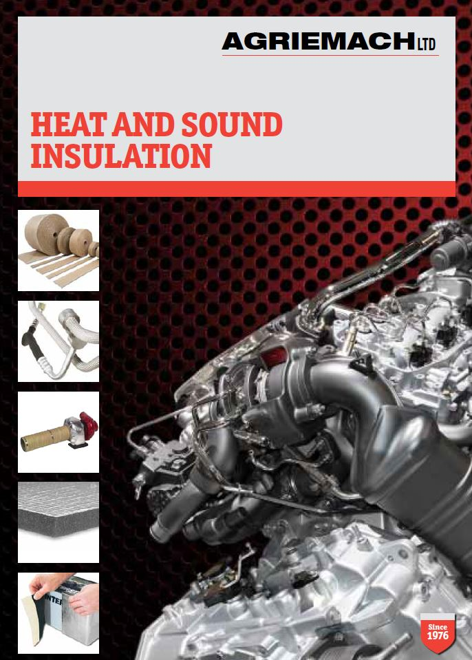 Agriemach Heat and Sound Insulation Catalogue