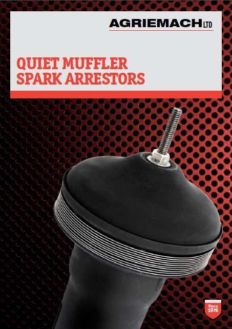 Exhaust Spark Arrestors Brochure Catalogue