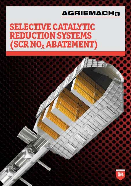 Agriemach Selective Catalytic Reduction (SCR) Catalogue