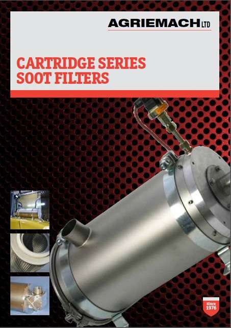 Cartridge Series Soot Filters Catalogue